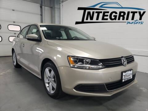 2014 Volkswagen Jetta for sale at Integrity Motors, Inc. in Fond Du Lac WI
