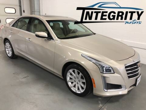 2015 Cadillac CTS for sale at Integrity Motors, Inc. in Fond Du Lac WI