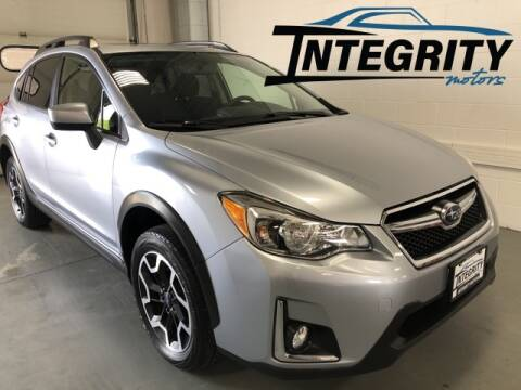 2017 Subaru Crosstrek for sale at Integrity Motors, Inc. in Fond Du Lac WI