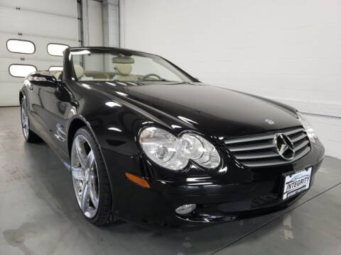 2004 Mercedes-Benz SL-Class for sale at Integrity Motors, Inc. in Fond Du Lac WI