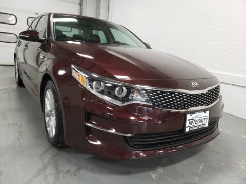 2017 Kia Optima for sale at Integrity Motors, Inc. in Fond Du Lac WI