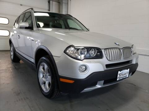 2008 BMW X3 for sale at Integrity Motors, Inc. in Fond Du Lac WI