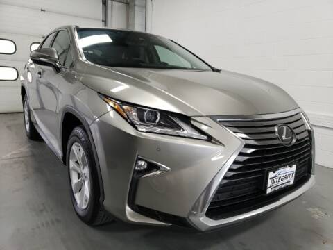 2017 Lexus RX 350 for sale at Integrity Motors, Inc. in Fond Du Lac WI