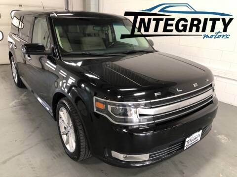 2017 Ford Flex for sale at Integrity Motors, Inc. in Fond Du Lac WI