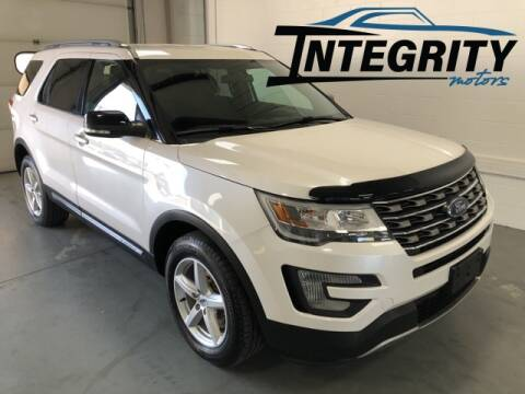 2017 Ford Explorer for sale at Integrity Motors, Inc. in Fond Du Lac WI
