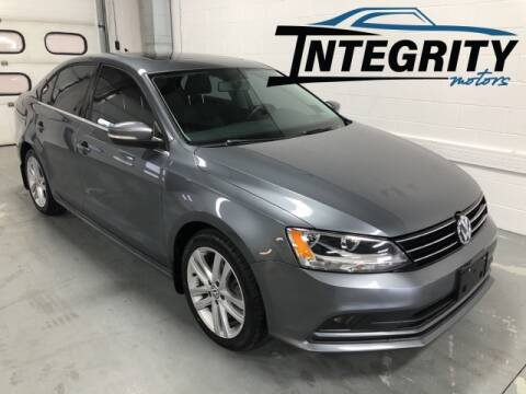 2015 Volkswagen Jetta for sale at Integrity Motors, Inc. in Fond Du Lac WI