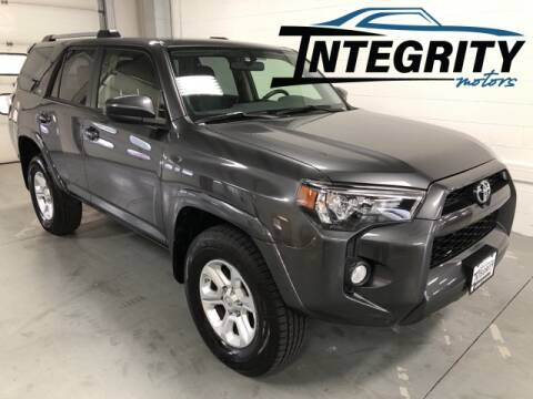 2019 Toyota 4Runner for sale at Integrity Motors, Inc. in Fond Du Lac WI