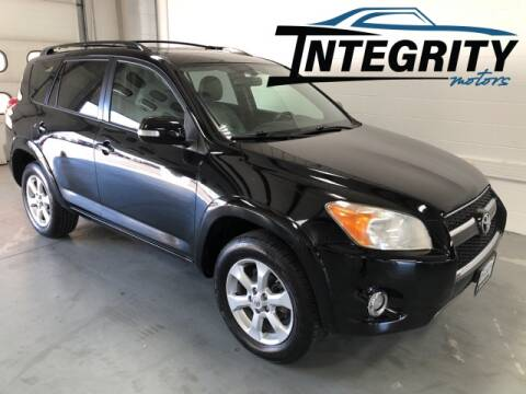 2010 Toyota RAV4 for sale at Integrity Motors, Inc. in Fond Du Lac WI