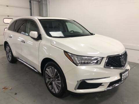 2018 Acura MDX for sale at Integrity Motors, Inc. in Fond Du Lac WI
