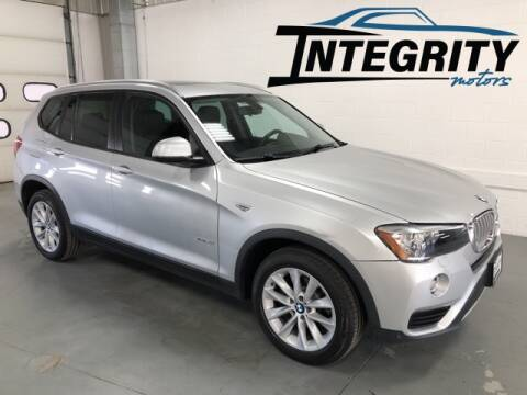 2017 BMW X3 for sale at Integrity Motors, Inc. in Fond Du Lac WI