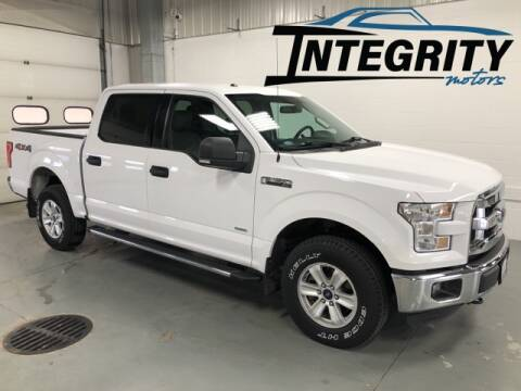 2015 Ford F-150 for sale at Integrity Motors, Inc. in Fond Du Lac WI