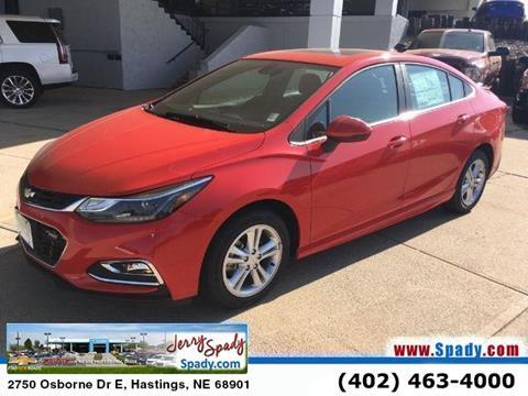 2017 Chevrolet Cruze for sale in Hastings, NE