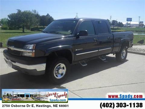 2004 Chevrolet Silverado 2500HD for sale in Hastings, NE