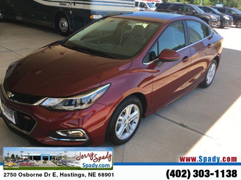 2016 Chevrolet Cruze for sale in Hastings, NE