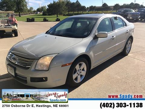 2008 Ford Fusion for sale in Hastings, NE