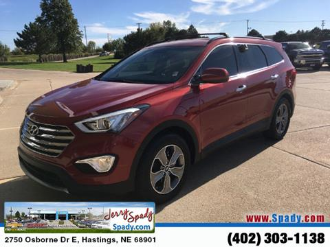 2014 Hyundai Santa Fe for sale in Hastings, NE