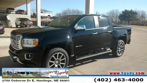 2018 GMC Canyon for sale in Hastings, NE