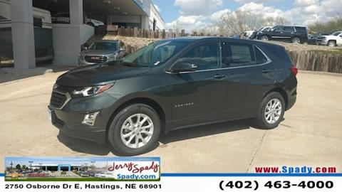 2018 Chevrolet Equinox for sale in Hastings, NE