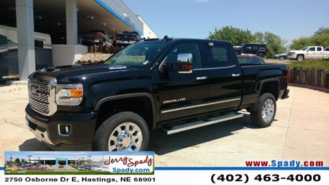 2018 GMC Sierra 2500HD for sale in Hastings, NE