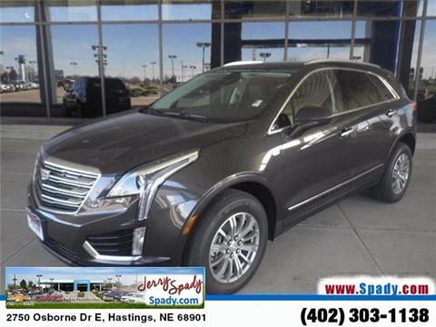 2017 Cadillac XT5 for sale in Hastings, NE