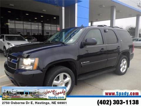 2007 Chevrolet Tahoe for sale in Hastings, NE