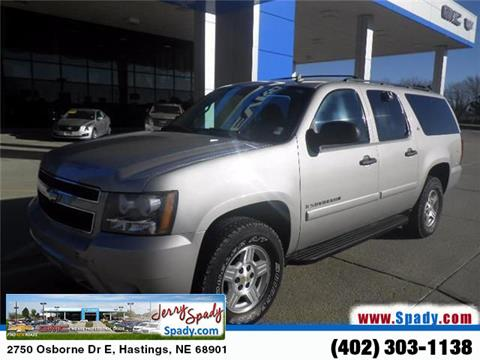 2008 Chevrolet Suburban for sale in Hastings, NE