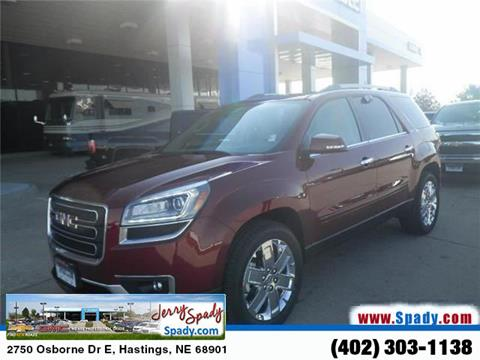 2017 GMC Acadia Limited for sale in Hastings, NE