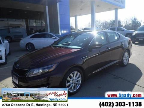 2015 Kia Optima for sale in Hastings, NE