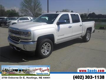 2017 Chevrolet Silverado 1500 for sale in Hastings, NE