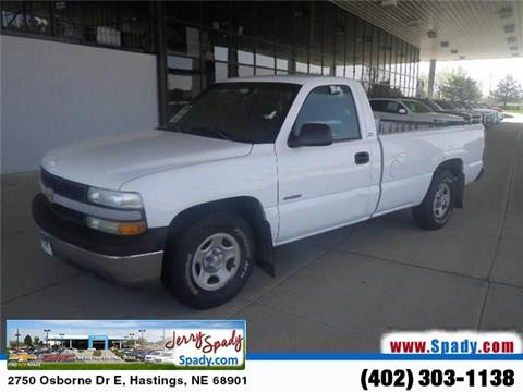 2002 Chevrolet Silverado 1500 for sale in Hastings, NE