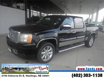 2011 GMC Sierra 1500 for sale in Hastings, NE