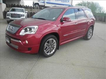 2012 GMC Acadia for sale in Hastings, NE