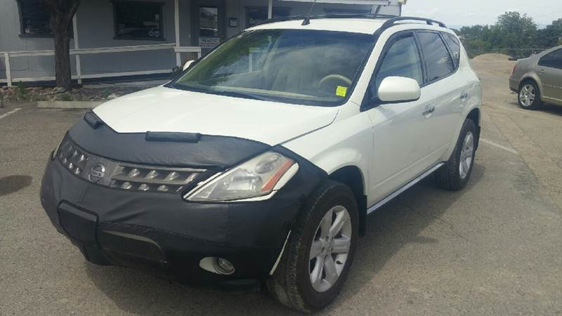 2006 Nissan Murano for sale at Intermountain Auto Sales in Grand Junction CO