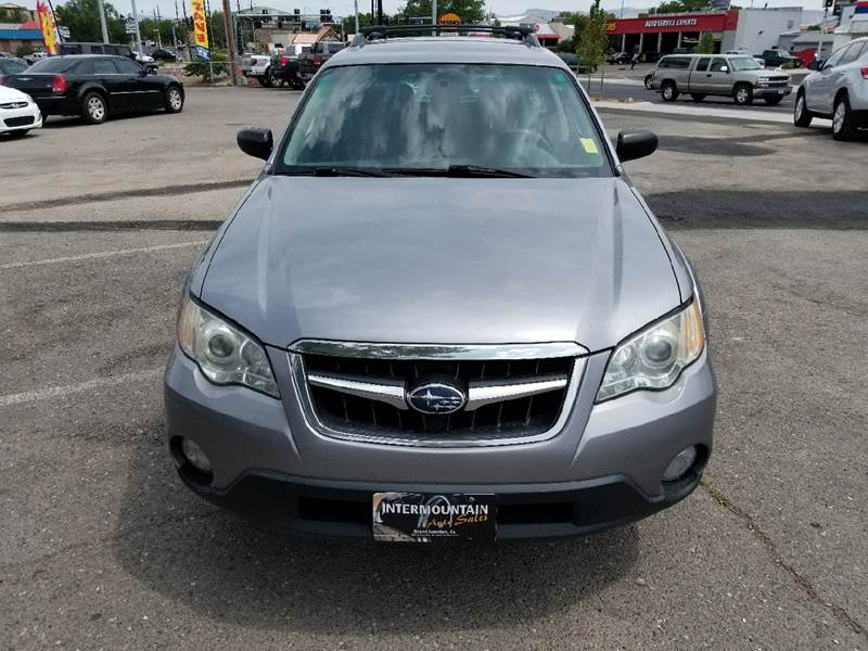 2008 Subaru Outback for sale at Intermountain Auto Sales in Grand Junction CO