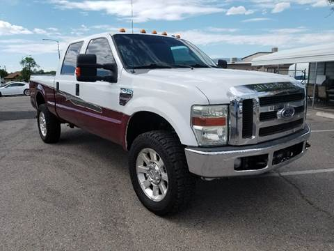 2008 Ford F-250 Super Duty for sale at Intermountain Auto Sales in Grand Junction CO