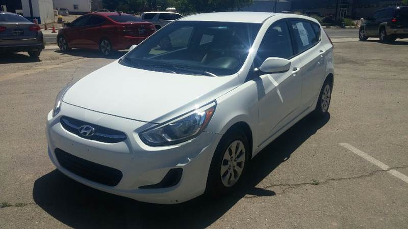 2015 Hyundai Accent for sale at Intermountain Auto Sales in Grand Junction CO