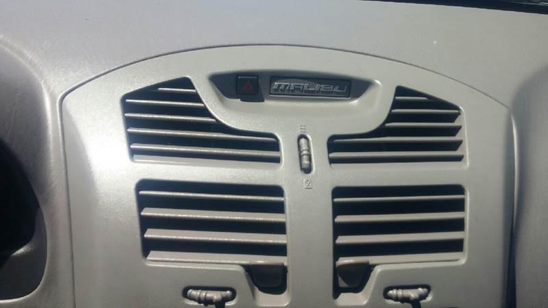 2005 Chevrolet Malibu for sale at Intermountain Auto Sales in Grand Junction CO