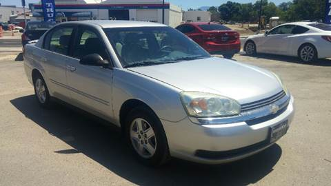 2005 Chevrolet Malibu for sale at Intermountain Auto Sales in Grand Junction CO
