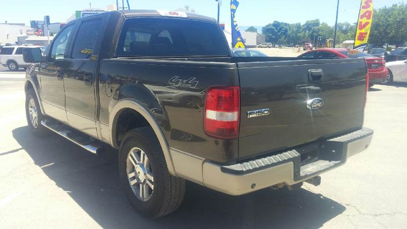 2008 Ford F-150 for sale at Intermountain Auto Sales in Grand Junction CO