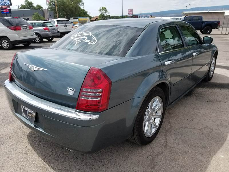 2005 Chrysler 300 for sale at Intermountain Auto Sales in Grand Junction CO