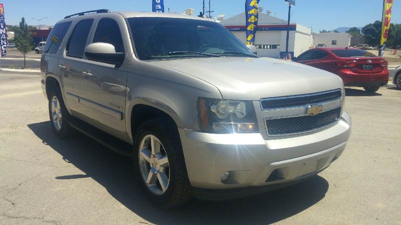 2007 Chevrolet Tahoe for sale at Intermountain Auto Sales in Grand Junction CO