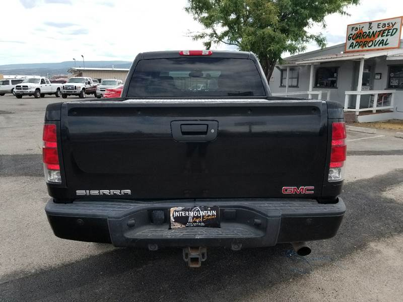 2008 GMC Sierra 1500 for sale at Intermountain Auto Sales in Grand Junction CO