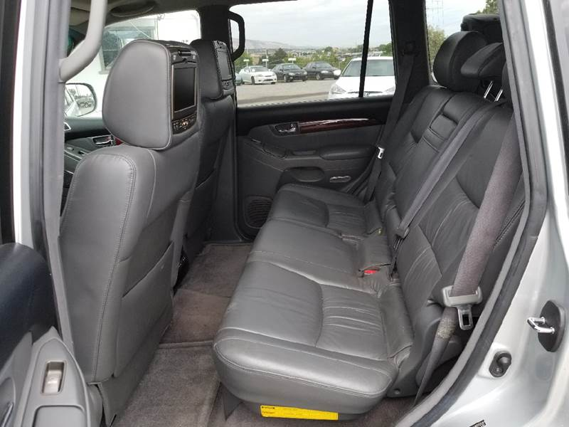 2008 Lexus GX 470 for sale at Intermountain Auto Sales in Grand Junction CO