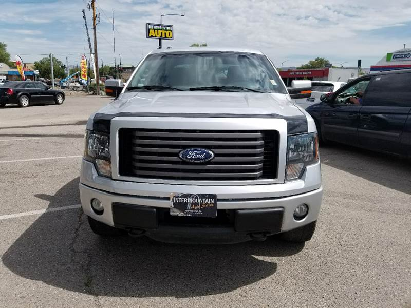 2012 Ford F-150 for sale at Intermountain Auto Sales in Grand Junction CO