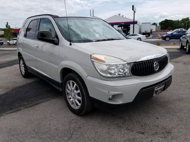 2006 Buick Rendezvous for sale at Intermountain Auto Sales in Grand Junction CO