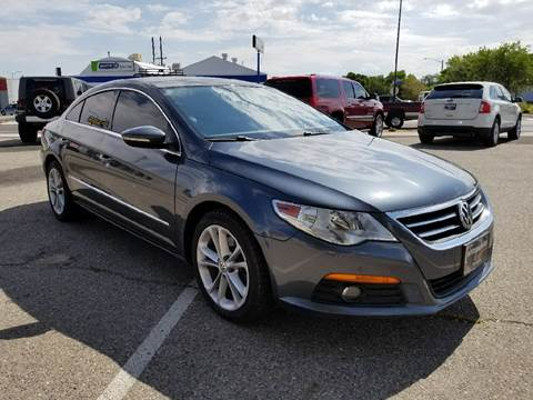 2009 Volkswagen CC for sale at Intermountain Auto Sales in Grand Junction CO