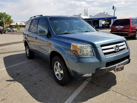2006 Honda Pilot for sale at Intermountain Auto Sales in Grand Junction CO