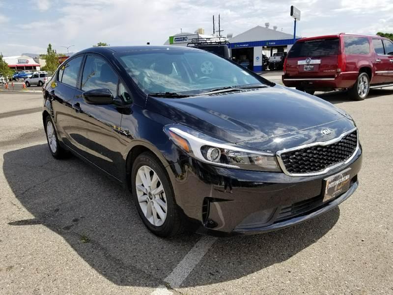 2017 Kia Forte for sale at Intermountain Auto Sales in Grand Junction CO