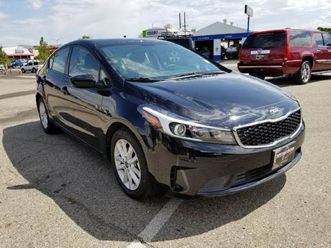 2017 Kia Forte for sale at Intermountain Auto Sales in Grand Junction CO