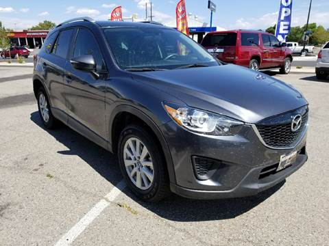 2015 Mazda CX-5 for sale at Intermountain Auto Sales in Grand Junction CO